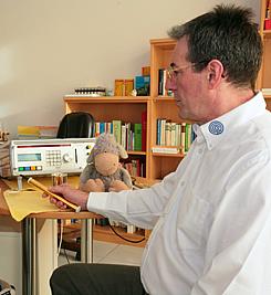 Naturheilpraxis Richard Seling - Bioresonanztest